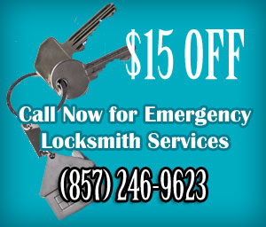 Boston Locksmith Coupon